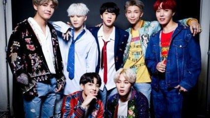 Dünyaca ünlü koreli grup BTS karantina günlerinde korece öğretecek!
