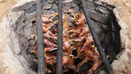 Kaz eti nasıl pişirilir? Ağızları sulandıran kaz tandır tarifi