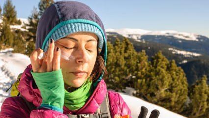 Kış için en iyi güneş kremleri 2021! Kış aylarında neden güneş kremi kullanılır?