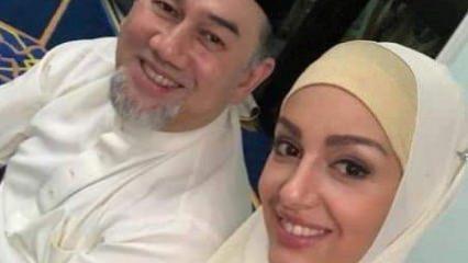 Rus güzel Oksana Voevodina Müslüman oldu