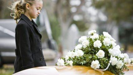 Çocuğa ölüm nasıl anlatılır? Yaş grubuna göre ölüm...