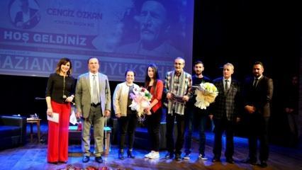 Ustalara saygı konserinde Aşık Veysel anıldı
