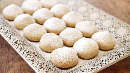 Nefis kıyır kıyır kurabiye tarifi! En kolay kıyır kurabiye nasıl yapılır?