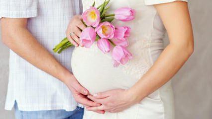 Rüyada hamile olduğunu görmek tabiri! Rüyada hamilelik nasıl yorumlanır?