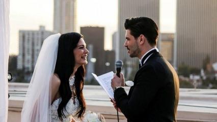 Almeda Abazi'den eşine romantik paylaşım