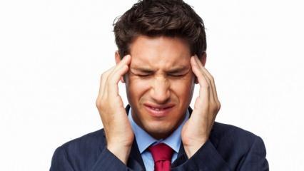 Baş ağrısı nasıl geçer? Baş ağrısı için kalıcı öneriler...
