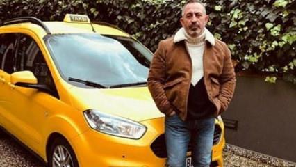 Cem Yılmaz: Bu ay ismim Güven, taksiciyim