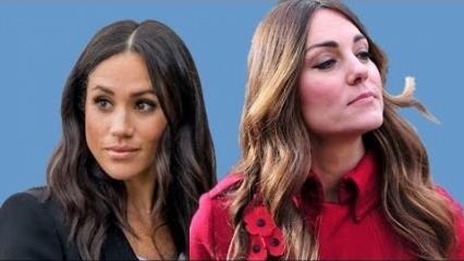 Kate Middleton'dan eltisini çatlatan hareket!