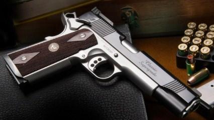 Rüyada silah görmek anlamı ve yorumu! Rüyada silah görmenin tabiri...