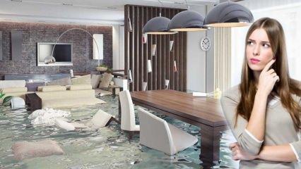 Sel baskınına karşı uygulanacak pratik çözümler