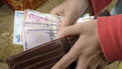 Devletten annelere en az 1750 lira destek!