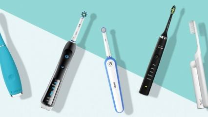 Diş beyazlatan diş fırçaları ve fiyatları