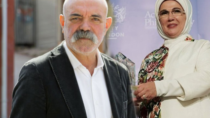 Oyunculardan Emine Erdoğan'ın 'sıfır atık' projesine destek!