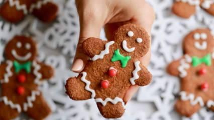 En kolay zencefilli kurabiye nasıl yapılır? Zencefilli kurabiye yapmanın püf noktaları