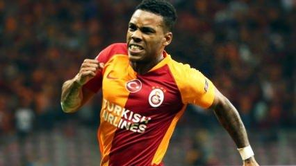 Galatasaray'da bir ayrılık daha! 8 milyon euro