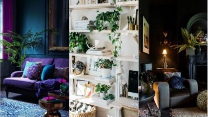 Kişiye özel ev dekorasyon önerileri