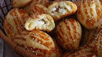 Pastane tadında Karaköy poğaçası nasıl yapılır? Karaköy poğaçasının püf noktaları