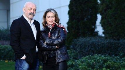 Ercan Kesal'ın eşi Nazan Kesal ekranlara dönüyor!