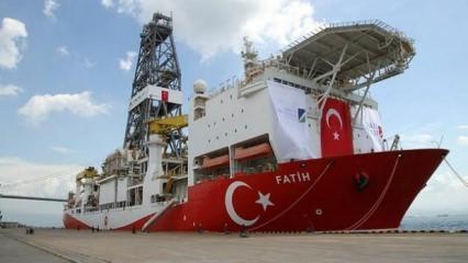 Türkiye'den petrol ve doğalgaz hamlesi!