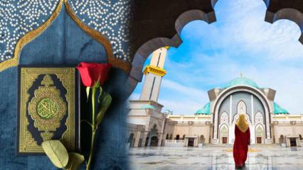 Fatiha Suresinin fazileti nedir? Fatiha Suresi Arapça ve Türkçe okunuşu! Fatiha Suresi anlamı