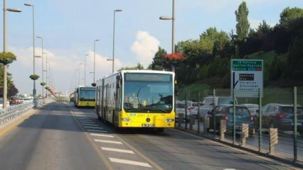 İstanbul'da toplu ulaşıma yüzde 35 zam yapıldı