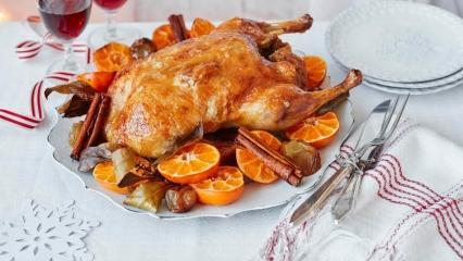 Meşhur portakallı ördek nasıl yapılır? Evde portakallı ördek tarifi