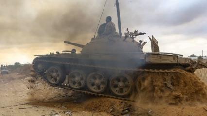 Türk askeri çölün ortasında Arap savaşının ortasında mı kalacak? Yalan senaryo