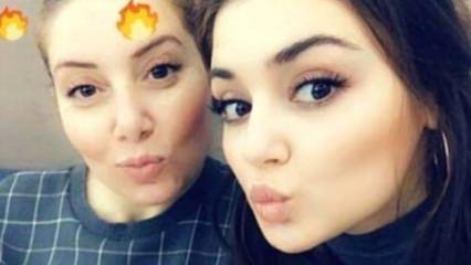 Hande Erçel'in annesinin ölmeden önceki paylaşımı duygulandırdı!