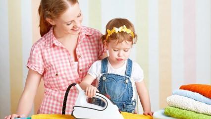 Çocuklara hangi sorumluluklar verilebilir?