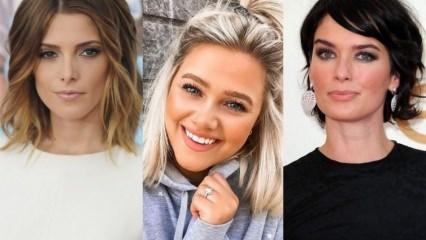 En yeni 2020 kısa saç modelleri nelerdir?