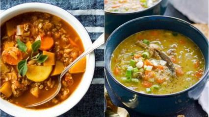 Bezelye çorbası nasıl yapılır? Bezelye çorbasının faydaları