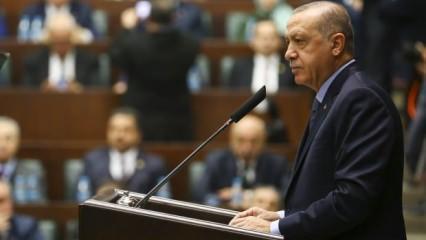 Erdoğan'dan çifte müjde!Faturaları devlet ödeyecek