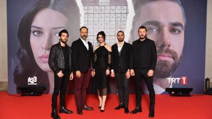 'Vuslat' TRT 1 ekranlarında seyirciyle buluştu