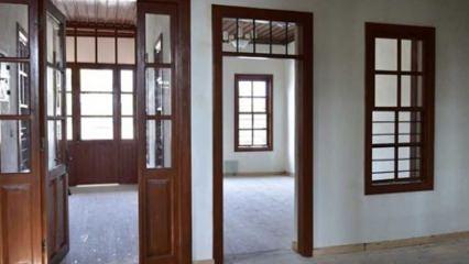 Adana'daki tarihi konak mutfak müzesi olacak
