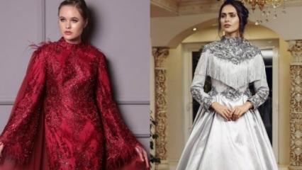 Sezonun trend nişan kıyafetleri