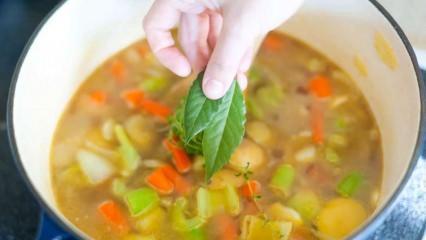 Hastalık düşmanı kış çorbası nasıl yapılr?
