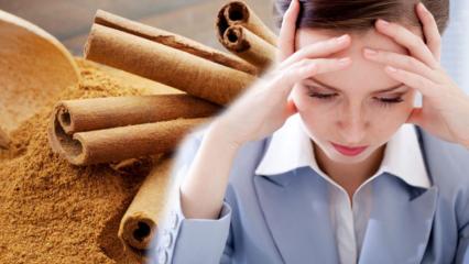 Tarçın tüketmek zararlı mıdır? Tarçın beyin kanaması riskini mi artırıyor?