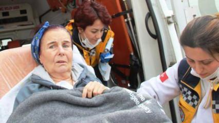 Fatma Girik yeniden hastaneye kaldırıldı!