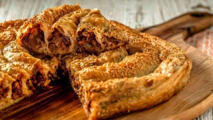 En kolay mercimek böreği nasıl yapılır? Mercimek böreğinin püf noktaları