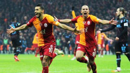 Galatasaray zirve aşkına kazandı!