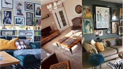 Ev dekorasyonunda farklı desenler nasıl kombinlenir?