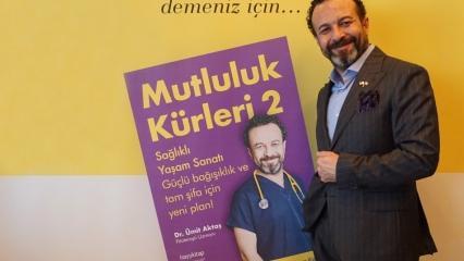 Ümit Aktaş'ın Mutluluk Kürleri 2 kitabı satışta!