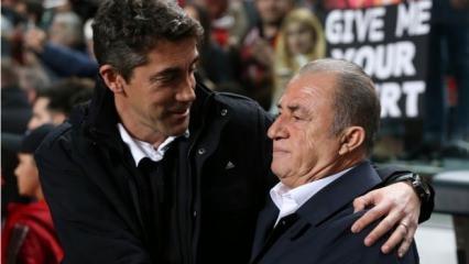 Benfica hocasından G.Saray'a hakem göndermesi!