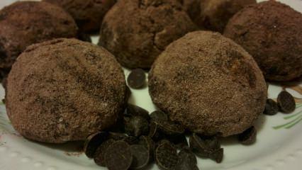 En kolay küllü kurabiye nasıl yapılır? Ağızda dağılan küllü kurabiye tarifi