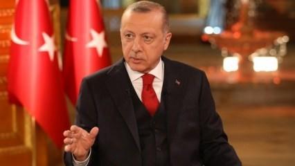 Erdoğan: Böyle bir kişiyle görüşmem! Ancak bir şartla...