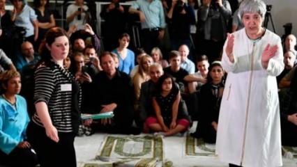 Sapkın kadın imam Türkiye'yi hedef aldı