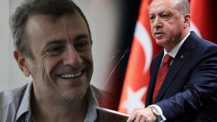 Başkan Erdoğan'dan yönetmen Kutluğ Ataman'a teklif!