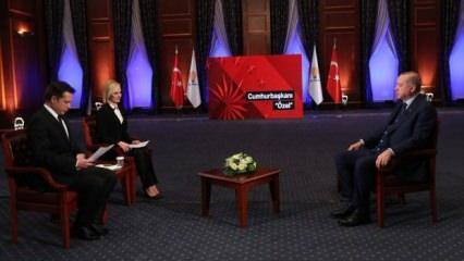 Erdoğan: Onlarla artık yol yürümemiz mümkün değil