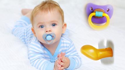 Bebekler için doğru emzik nasıl seçilir? Damaklı mı, damaksız mı? En iyi emzik modelleri çeşidi