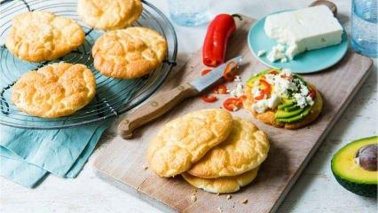 En kolay bulut ekmeği nasıl yapılır? Bulut ekmeğinin püf noktaları